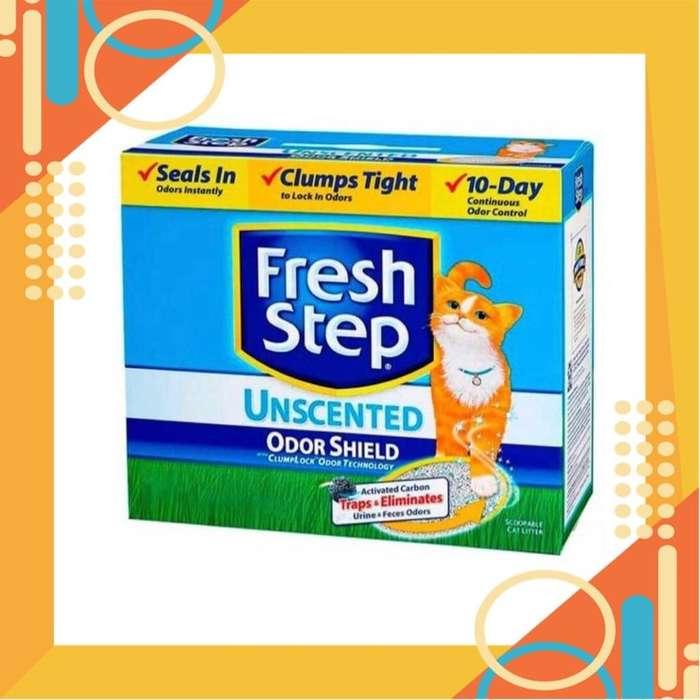 Arena para Gato Fresh Step Aglomerante