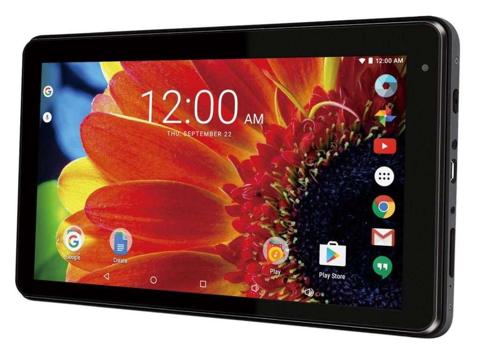 Tablet 16 GB RCA Voyager Android 8.1 - 7 Pulgadas