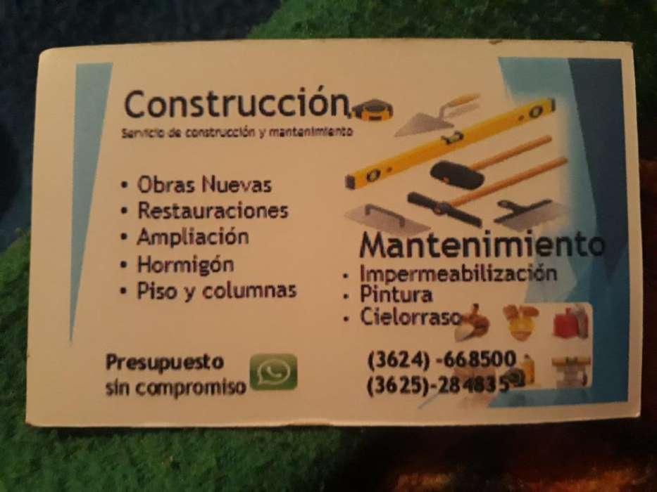Todo Tipos de Trabajos de Construcción