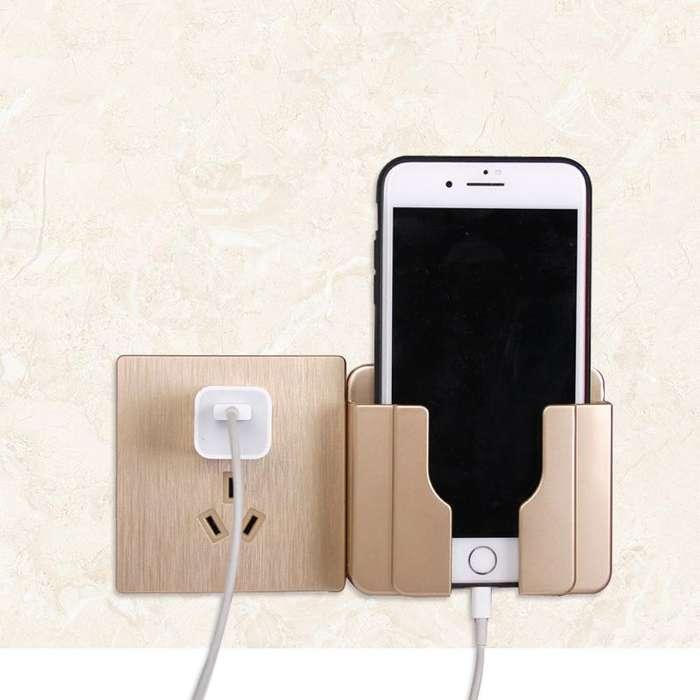 Soporte de celulares en la pared con adhesivo