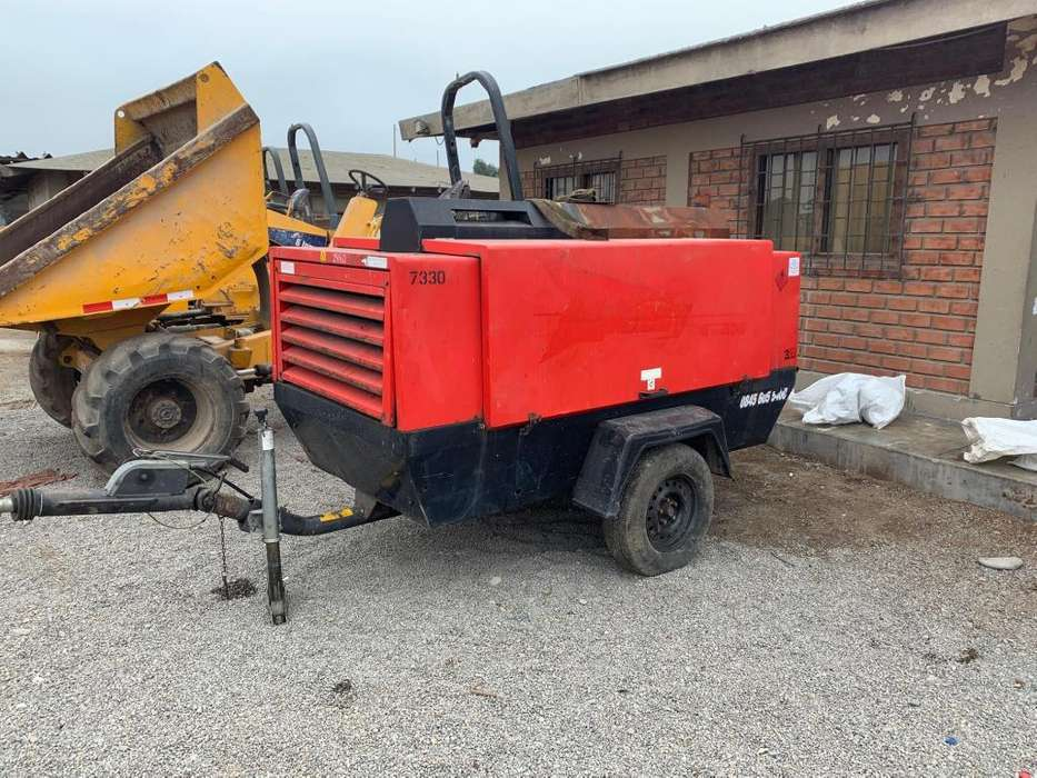 Vendo Compresora Atlas Copco