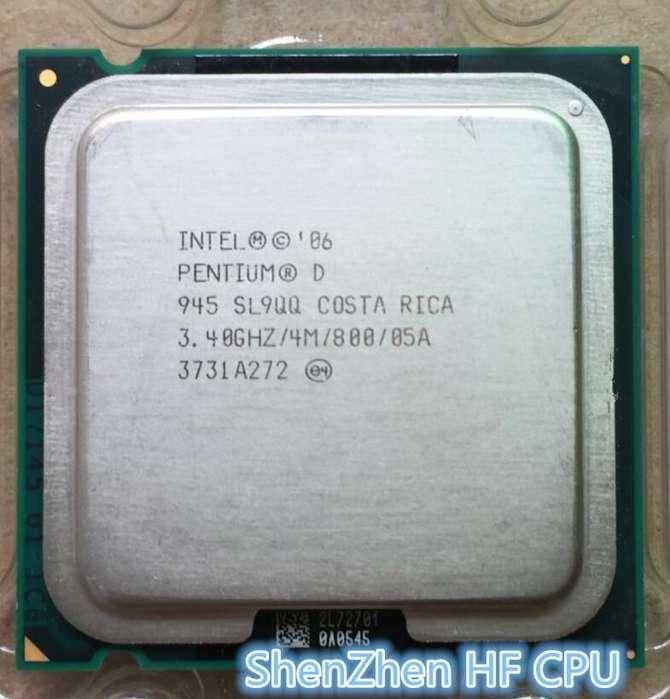 vendo procesador P4 de 3.4ghz Socket 775