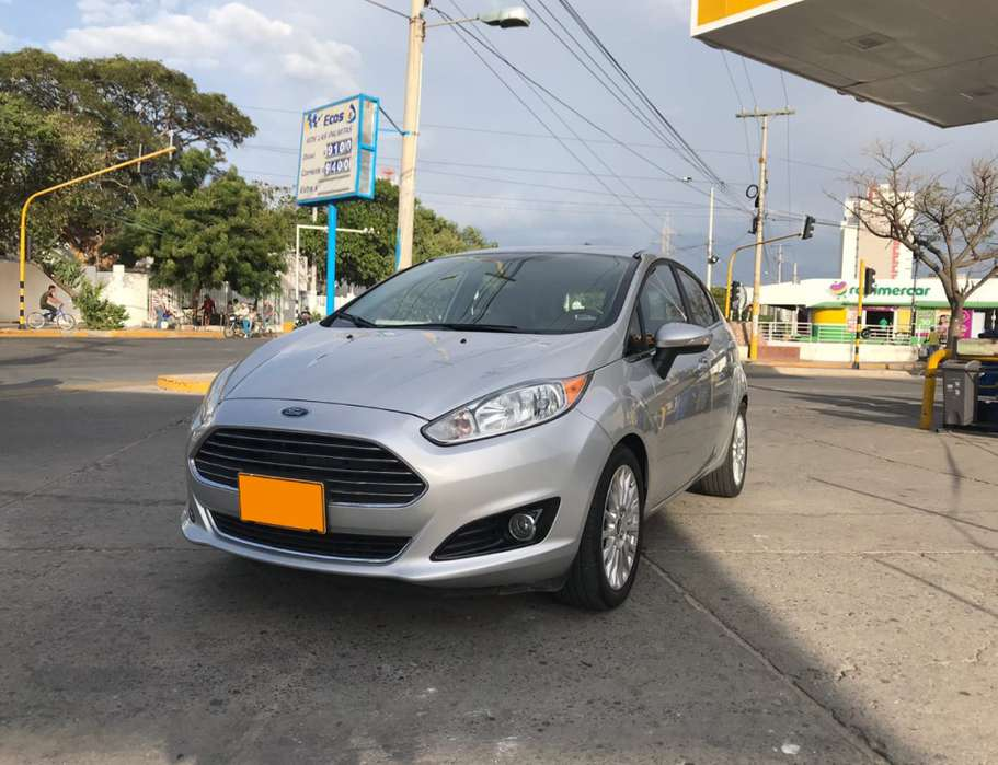 <strong>ford</strong> Fiesta  2015 - 78000 km