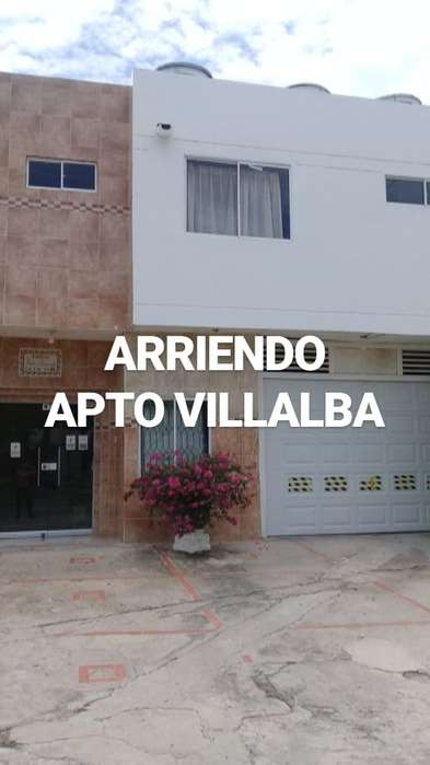 ARRIENDO APARTAMENTO BARRIO VILLALBA - wasi_1319884
