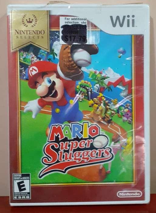 Lote 9 Juegos Nintendo