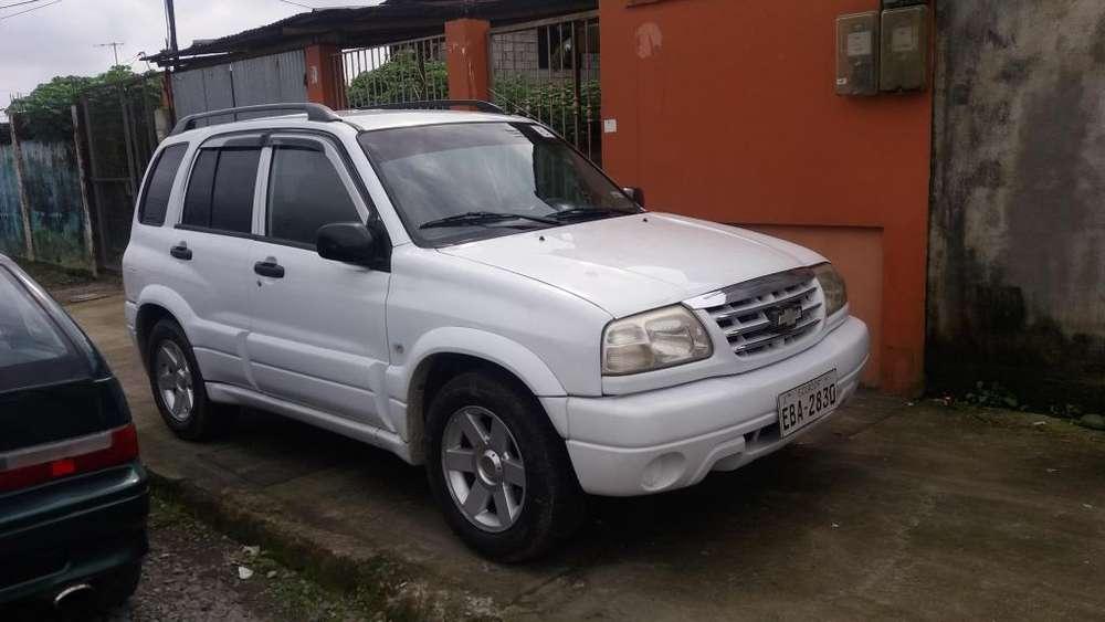 Chevrolet Grand Vitara 2005 - 308323 km