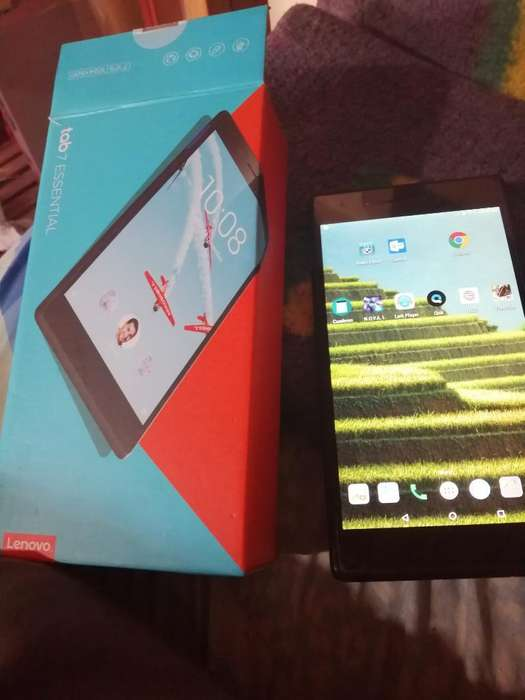Tablet Lenovo 7 de 10
