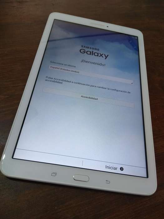 Samsung Galaxy Tab E 10 Pulgadas!