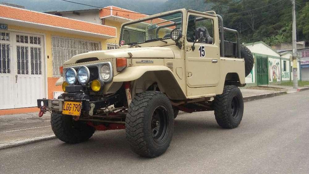 Toyota FJ 1984 - 247000 km