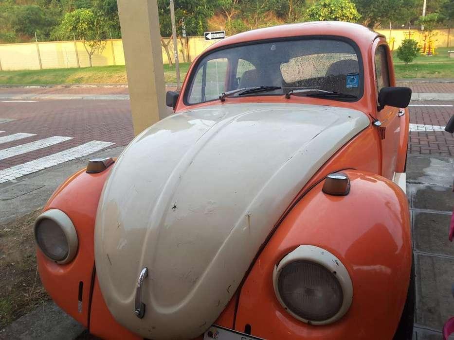 Volkswagen Escarabajo 1967 - 1000 km