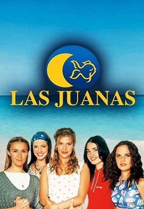 Las Juanas (1997-1998) Serie completa en idioma original 110 capítulos.