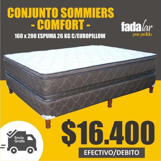 Fadalar--- COLCHONES & SOMMIERS. PRECIOS DE FABRICA!!!