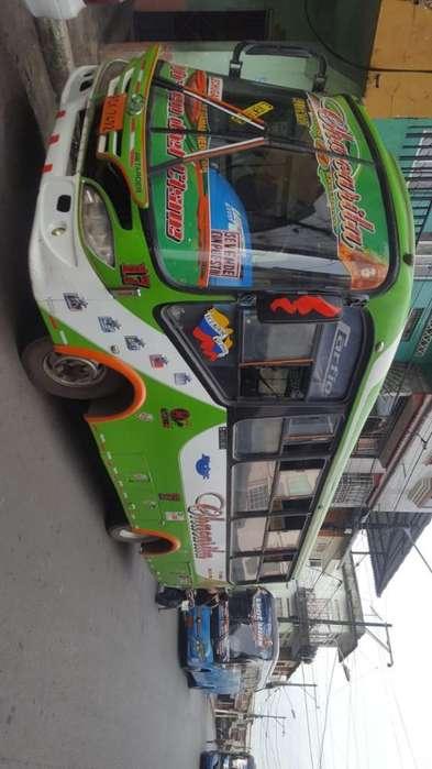 Bus Hyundai Hd72