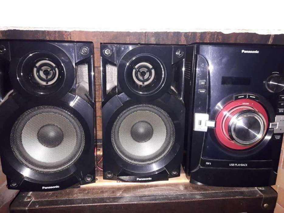 Euqipo D Musica Panasonic video c sonido