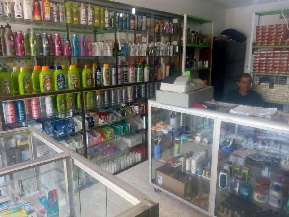 VENTA DE <strong>negocio</strong> DE PRODUCTOS DE BELLEZA -BUENA ZONA, CON OPCION DE ARRENDAMIENTO DEL LOCAL COMERCIAL