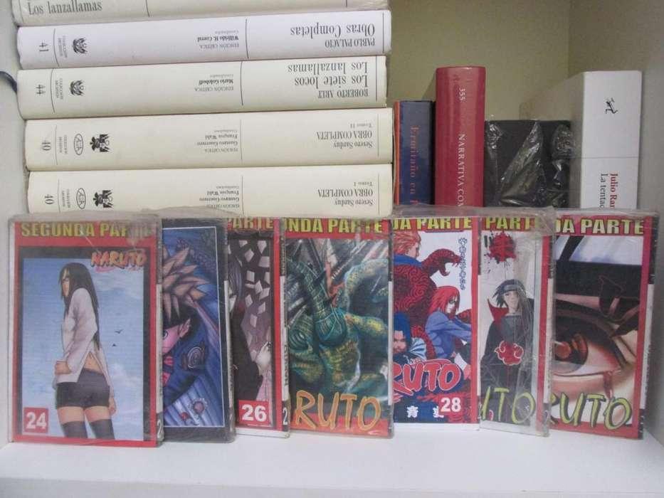 Mangas Naruto Shippuden