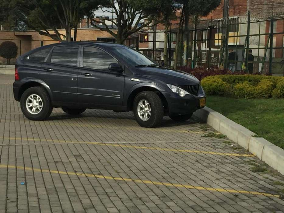 Ssangyong Actyon 2012 - 64000 km