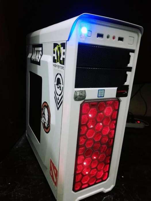 PC GAMER CORE I3 6100 GTX 1050TI