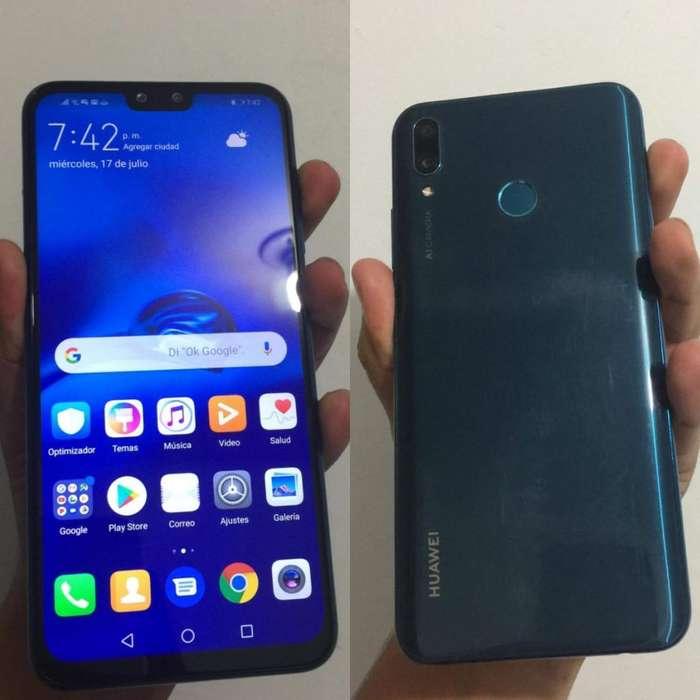 Huawei Y9 2019 64 Gigas 10/10