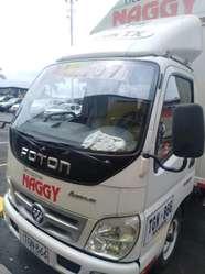 Vendo camión Foton