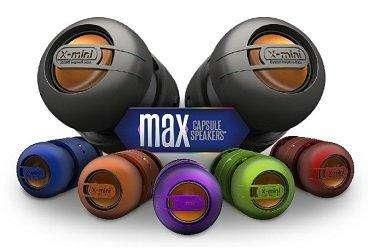 mini parlantes de bolsillo XMini MAX portátil, sistema de altavoces