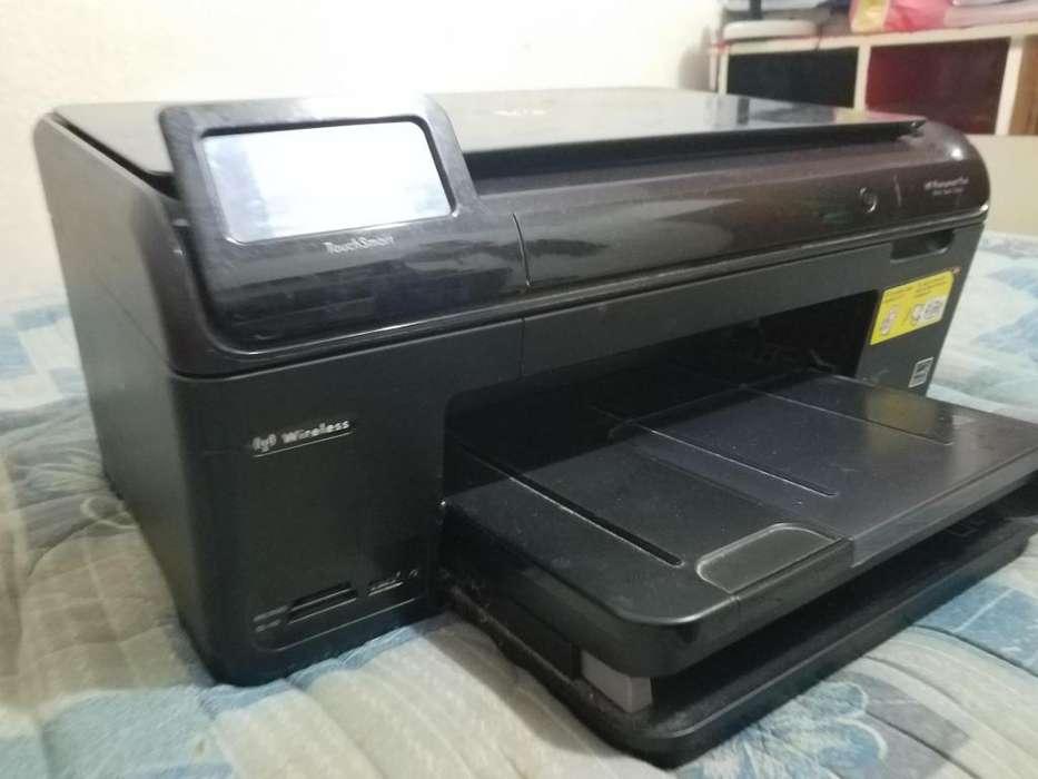 Impresora Multifuncion HP photosmart Plus B209a