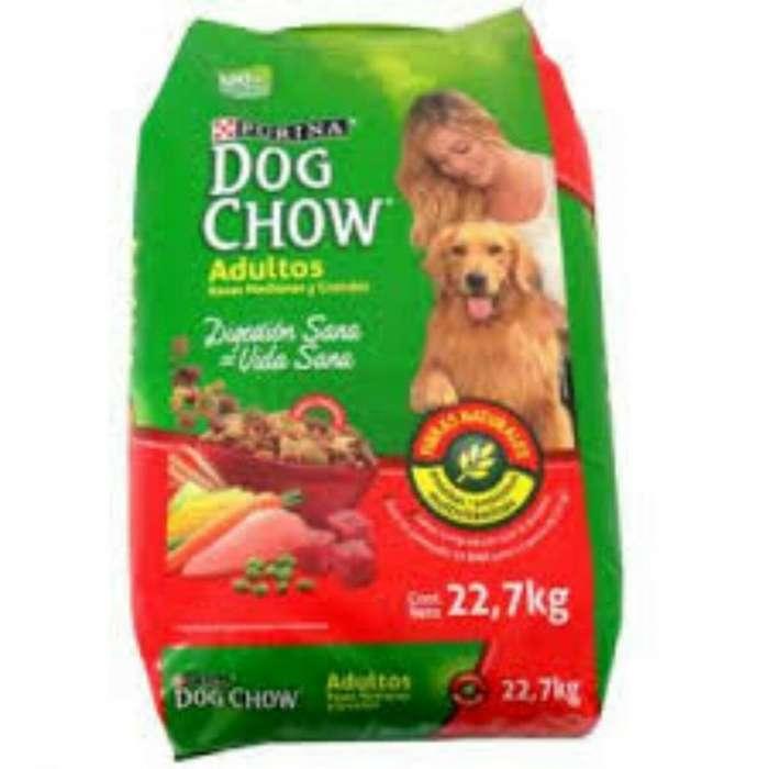 DOG CHOW DE 22KG