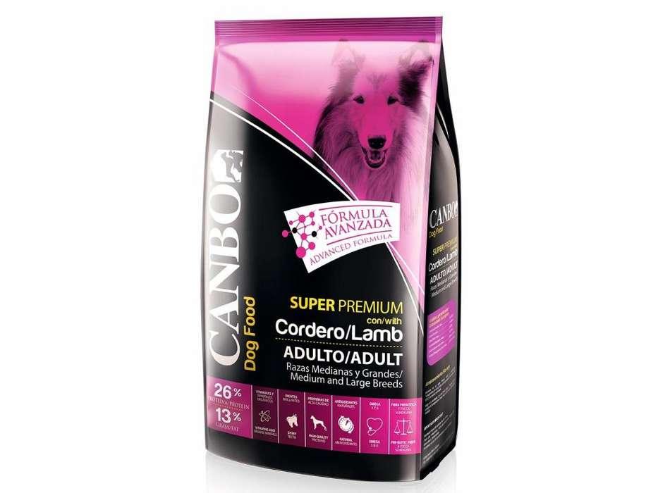Alimento CANBO comida para perros adultos 15 kg