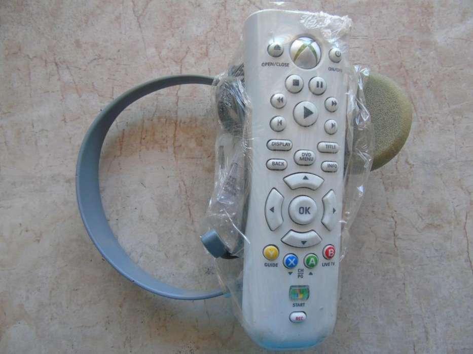 control y diadema original para el XBOX 360
