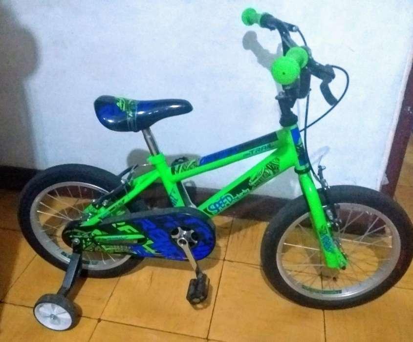 Bicicleta Como Nueva para Niño
