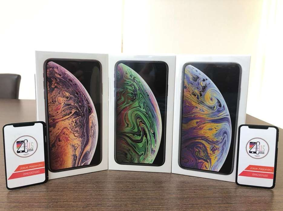 iPhone Xs Max 256Gb Sellados PROMOCION
