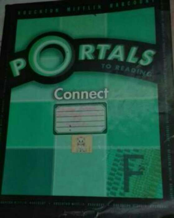 Portals To Reading Connect