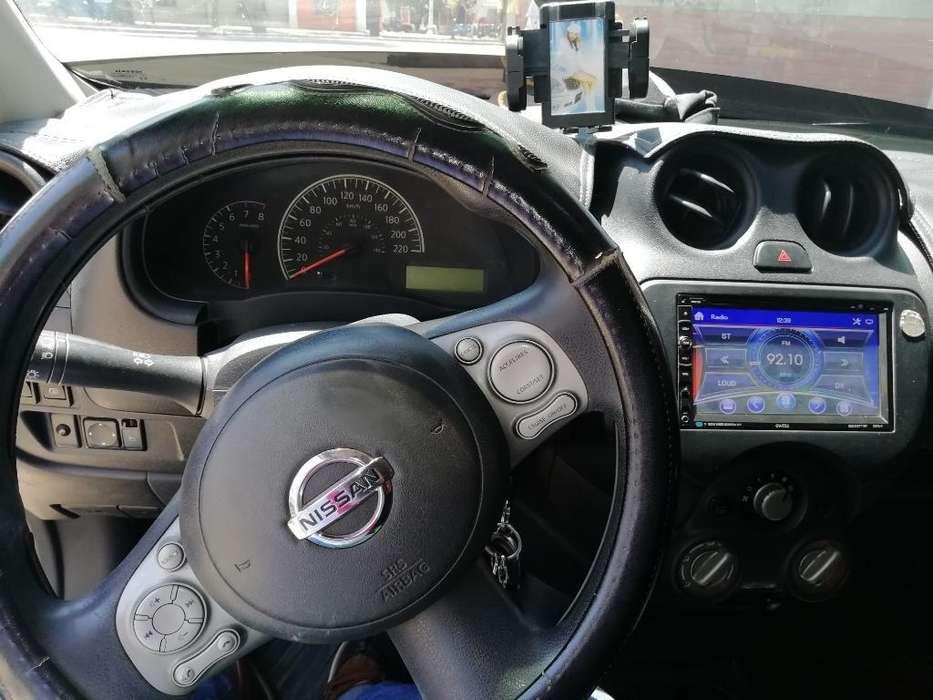 Nissan Versa 2012 - 81500 km