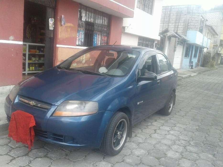 Chevrolet Aveo 2008 - 221000 km