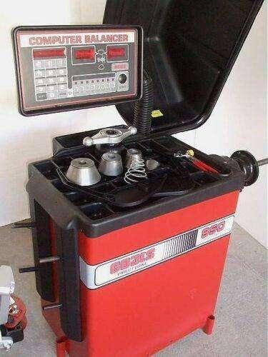 Balanceadora COATS Modelo 950, Compresor EMGLO GTS80 AIR, <strong>lavadora</strong> Portland