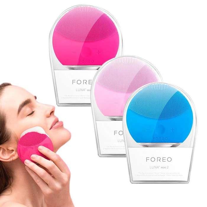 Limpiador Facial Foreo Luna Min 2