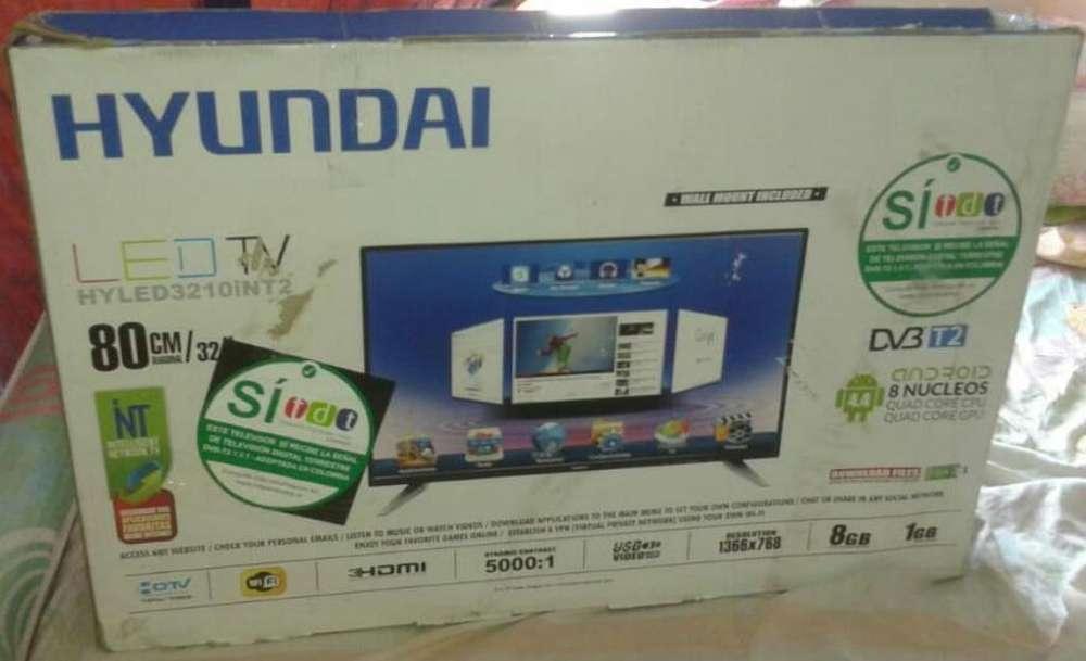 Hyundai Smart Tv con Tdt 32 Pulgadas