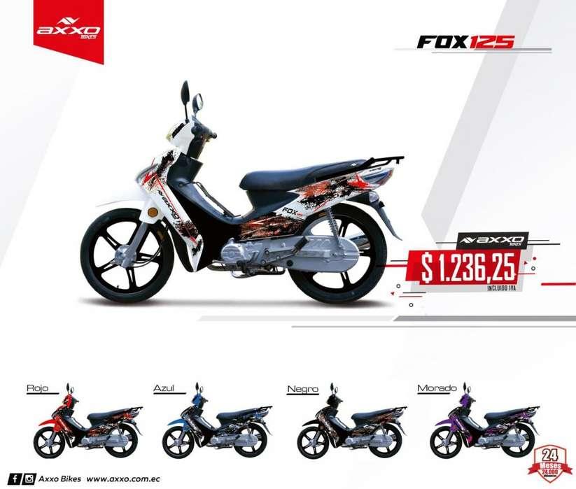 Moto Fox 125