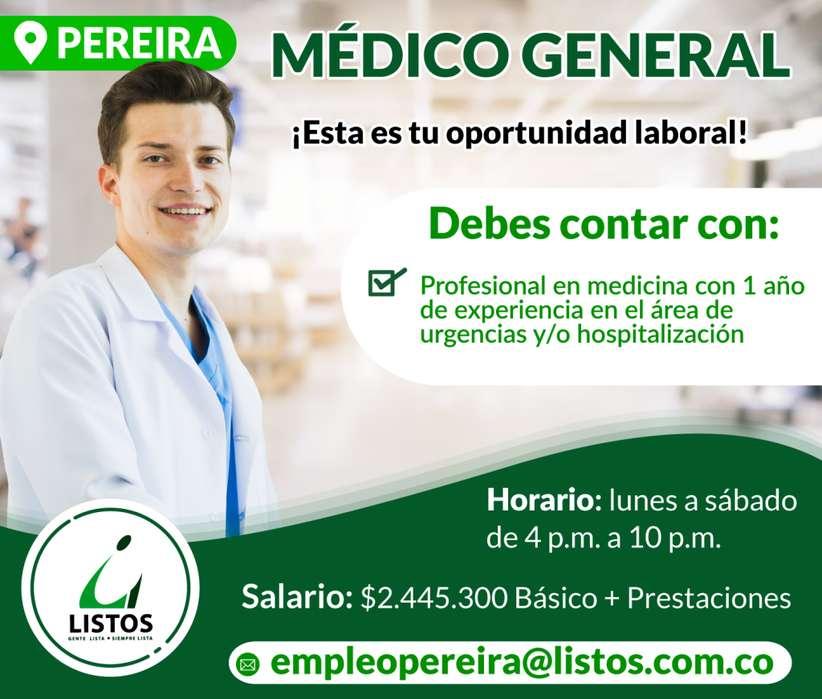 Médico general PEREIRA
