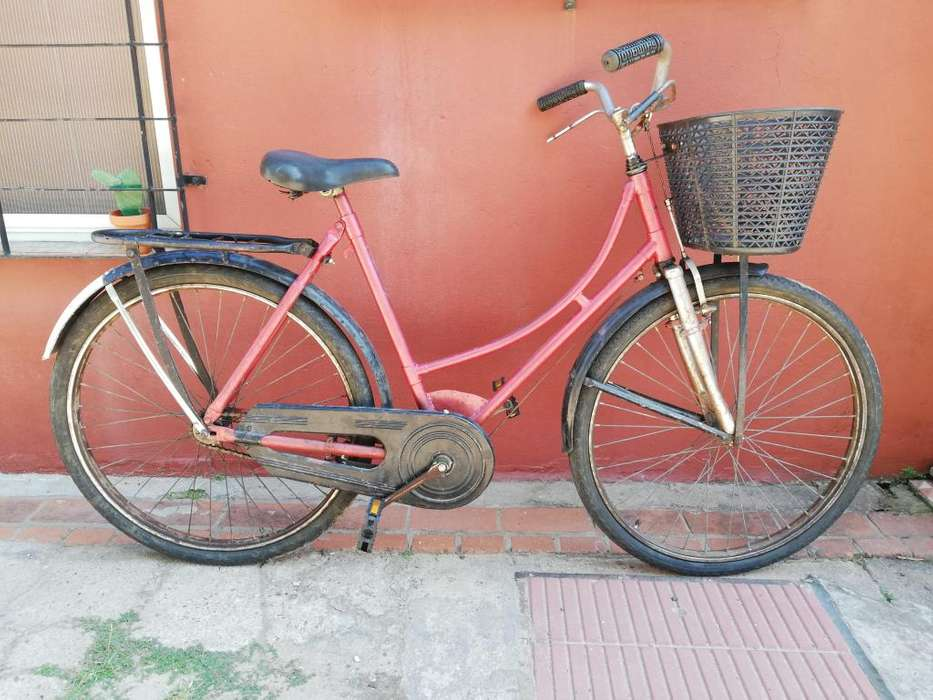 Bicicleta Estilo Ingles R26 Bicisnachorestauraciones