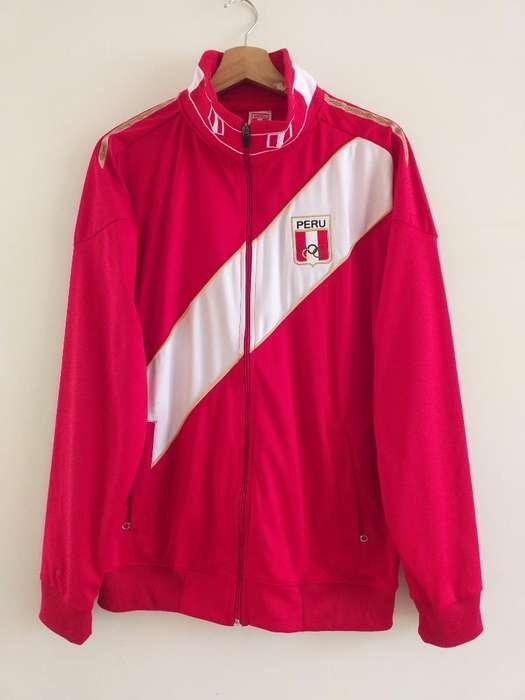 Casaca Peru Roja Xl Coleccion 2019 X