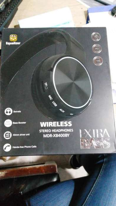 Diadema Sony Mp3 Bluetooth