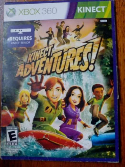 Kinect Adventures Original Xbox 360