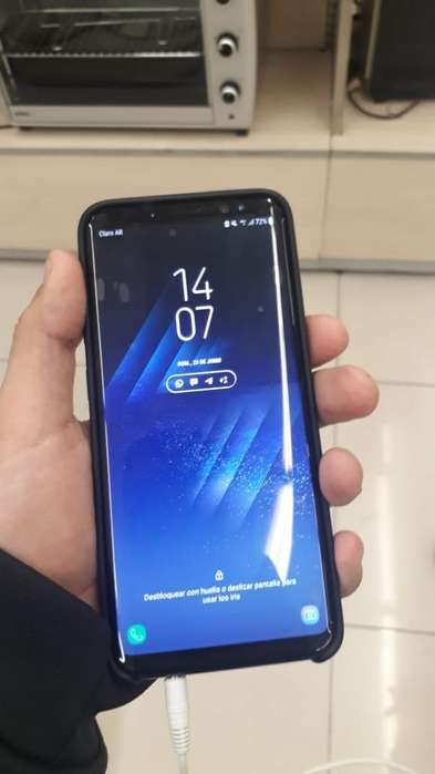 Vendo Samsung S8 sin Detalles O Cambio