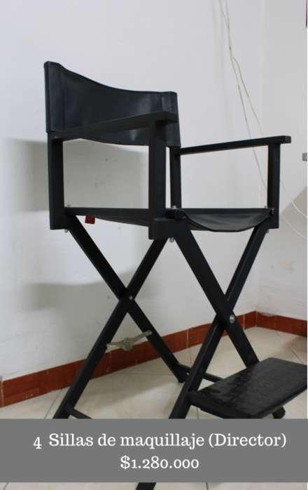 silla de maquillaje profesional masca ROYAL