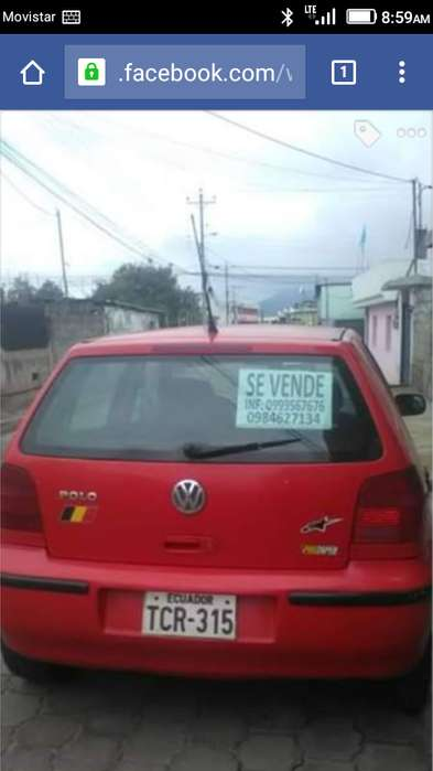 Volkswagen Polo 2002 - 270000 km