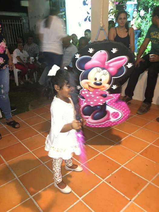 Decoraciones de Minnie