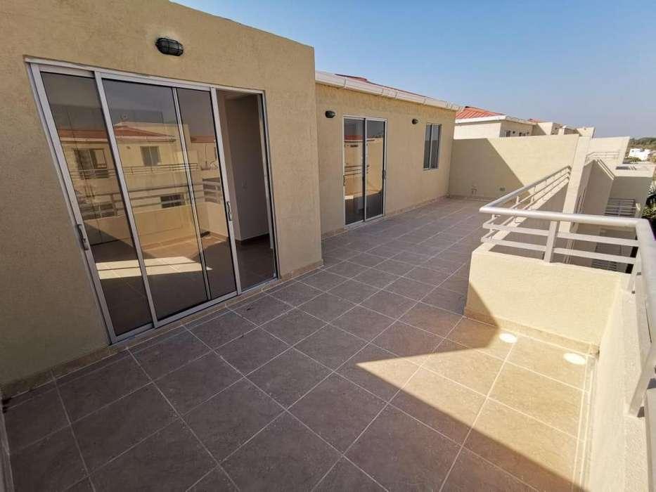 Penthouse Duplex en Condominio El Portillo Turbaco