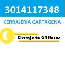 Cerrajero 24 horas Cartagena cerrajería 3014117348