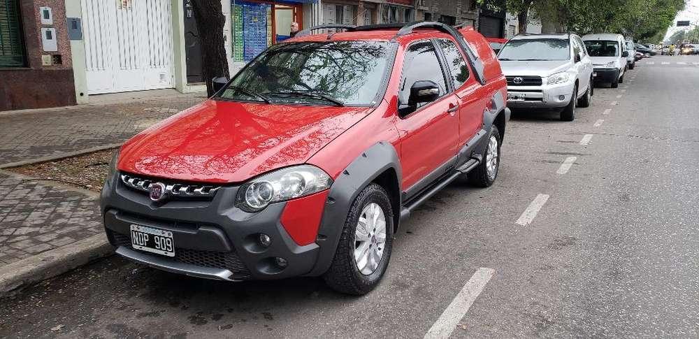 Fiat Strada Adventure 2013 - 10 km